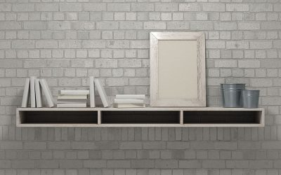 Storage enhancers that will blend in with the furniture