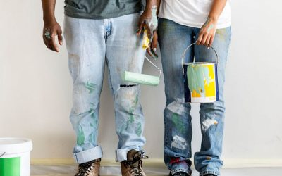 20 weird and wonderful tips for your next paint job