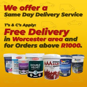 AAA same day delivery