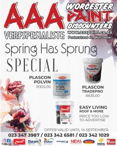 AAA Spring Has Sprung Special