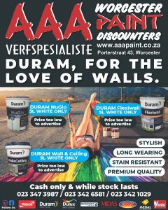 AAA Duram for the love of walls